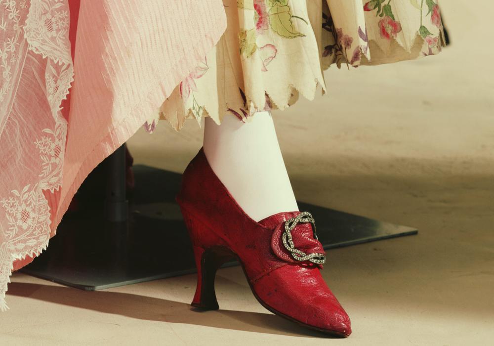 Каблук в  истории моды